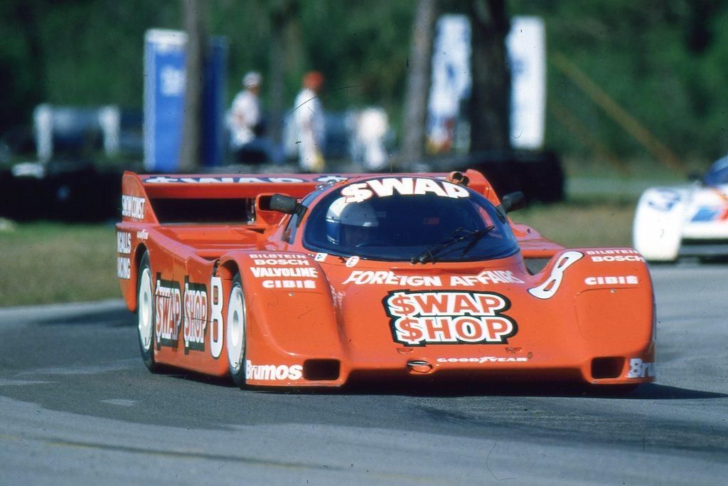 En l'emportant, Bob Wollek et AJ Foyt – et la 962 châssis #104 – signent un tonitruant début de saison 1985 puisque six semaines plus tôt ils avaient déjà remporté les 24 Heures de Daytona!