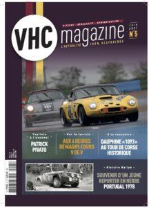 La couverture de VHC magazine n°5